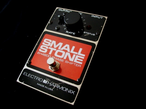 Electro Harmonix Small Stone Classic Chassis Vintage